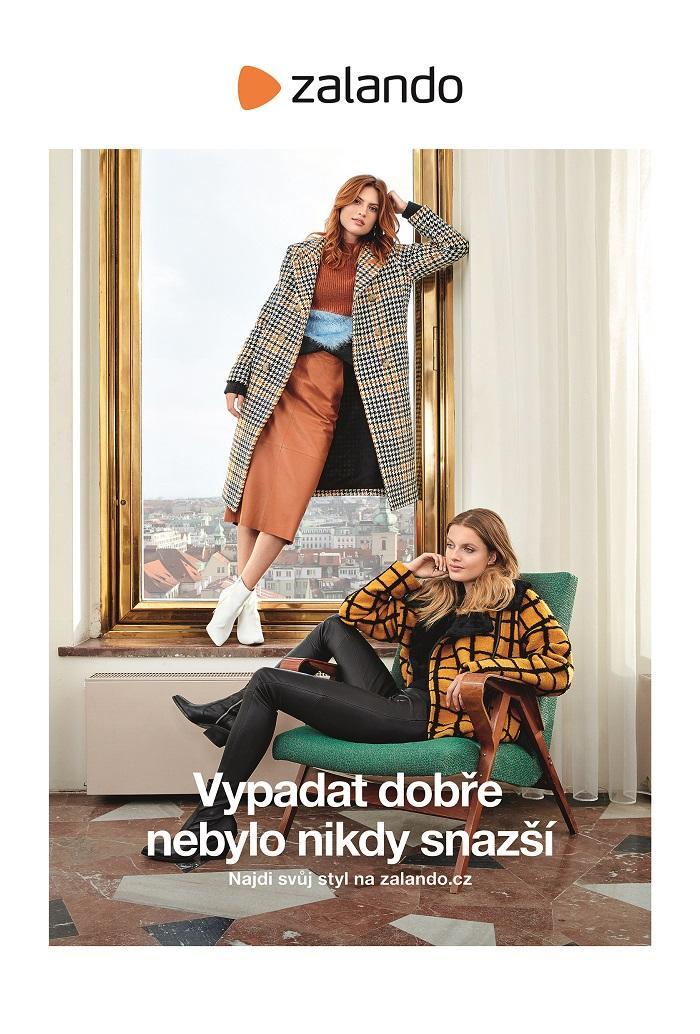 """""""Vypadat dobře nebylo nikdy snazší. Najdi svůj styl na Zalando.cz."""