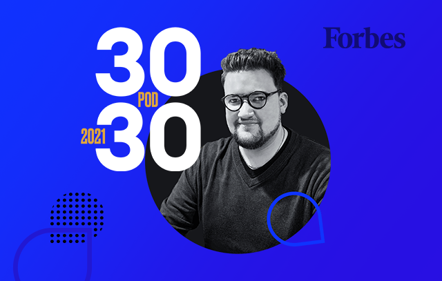 30 pod 30 Forbes